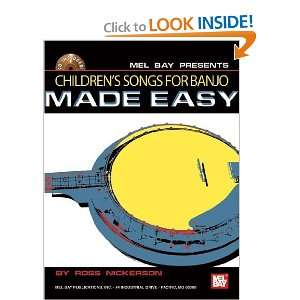 Made Easy (Made Easy (Mel Bay)) [Paperback] Ross Nickerson Books