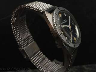 BEAUTIFUL RARE VINTAGE MONDIA SKIN DIVERS WATCH STUNNING