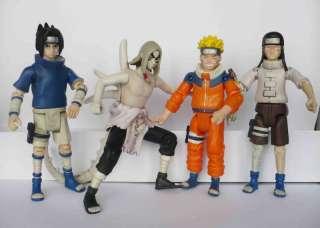 Sasuke Hyuga Neji kaguya kimimaro Uzumaki Naruto Action figure