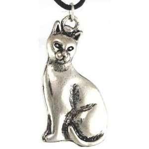 Familiars Love Cat Amulet Talisman Charm Pendant Necklace