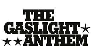 THE GASLIGHT ANTHEM Logo laptop Car Decal Vinyl Sticker