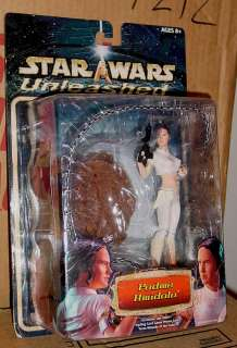 STAR WARS UNLEASHED PADME AMIDALA PERKY