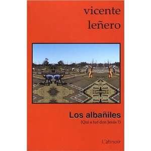 los albañiles (9782918112082) Vicente Leñero Books