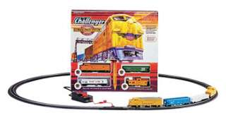 HO Train Set, Bachmann Challenger BAC00621