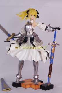 Fate Stay Night Poly resin Figure Saber Armor /new