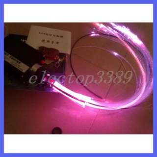 LED Optical Fiber Engine AC100 265V 16W RGB & Remote Controller LED