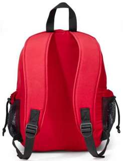 Steves Red Civita Day Pack Travel Backpack Luggage Light Weight