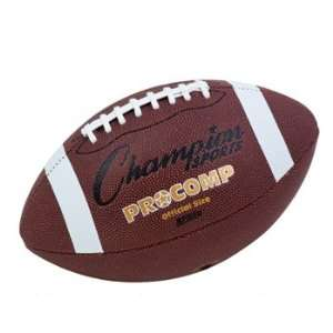 Sports Pro Comp Series Football   Pee Wee Size