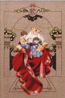 Mirabilia Christmas Wishes cross stitch pattern new