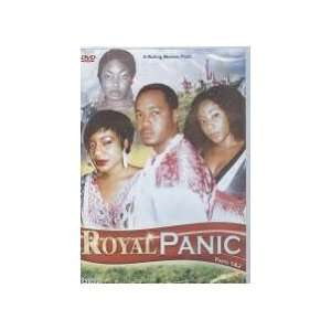 Royal Panic 1&2: Nonso Diobi, Ini Edo, Chika Ike: Movies & TV