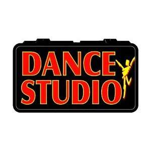 Dance Studio Backlit Lighted Imitation Neon Sign
