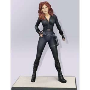Moebius Models 1/8 Black Widow (Iron Man 2 Movie) Figure