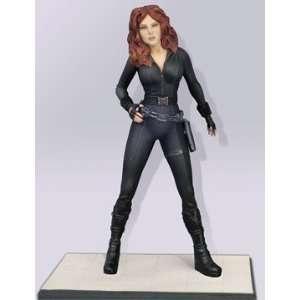 Moebius Models 1/8 Black Widow (Iron Man 2 Movie) Figure