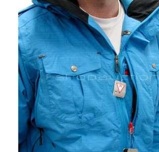 Oakley Infantry Blue Size XL Mens Waterproof Snow Board Ski Mountain