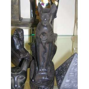 Bastet Cat Statue: Home & Kitchen