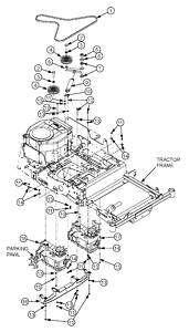 Hustler fast trak pump motor 788059
