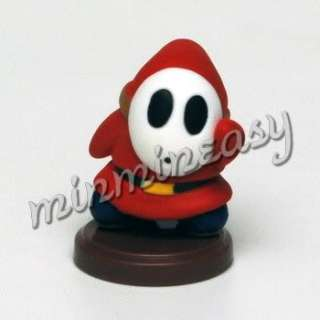 Nintendo Furuta Super Mario Galaxy figure   Shy Guy **