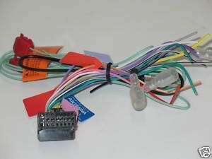 Pioneer Avh P4000dvd, AvhP4000dvd Power Harness Plug