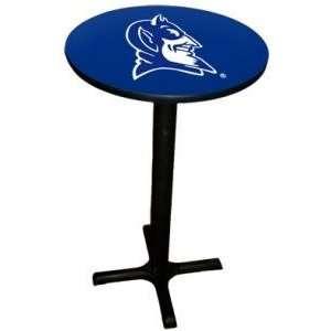 Duke Blue Devils Officially Licensed Laminated Pub Table