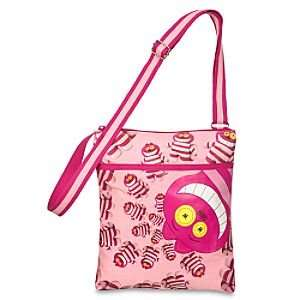 Disney Cheshire Cat Pook a Looz Tote Bag for Girls Clothing