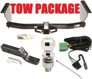 1999 2004 JEEP GRAND CHEROKEE TRAILER TOW HITCH PACKAGE