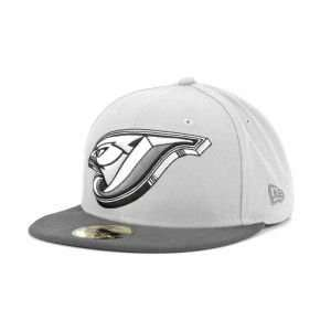 Toronto Blue Jays New Era 59FIFTY MLB Shadowbox Cap Hat