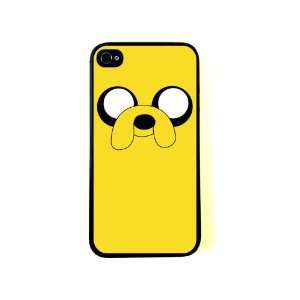 Jake Adventure Time iPhone 4 Case   Fits iPhone 4 and
