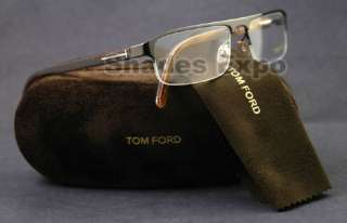 TOM FORD EYEGLASS TF 5079 BURGUNDY TF5079 731 OPTICAL