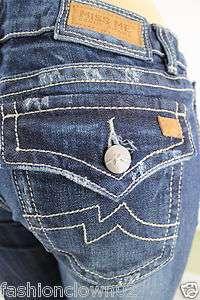 Womens Jeans NWT JPD1001F Bradbury Boot Cut ,