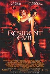 Resident Evil 11 x 17 Movie Poster Milla Jovovich, D