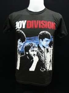 Joy Division english rock band mens t shirt szM
