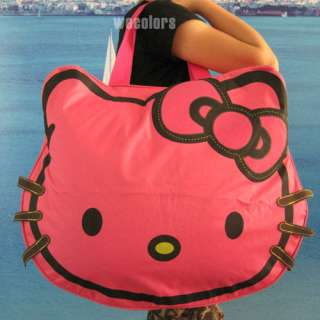 New Big HelloKitty Girl traveling Hand Bag Lovely Present Gift