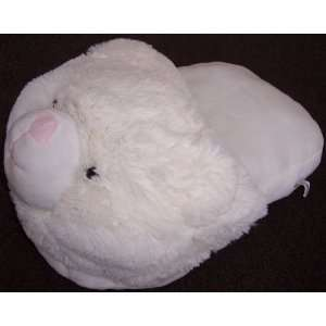 Cute, Cosy & Super Soft Animal Foot Warmer   One Size Fits