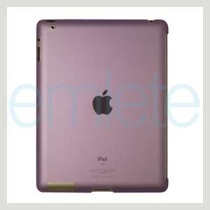 on Hard Back Cover Case works with Smart Cover For iPad 2 3G