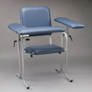 Moore Medical MooreBrand Blood Drawing Chair Upholstered   With Flip