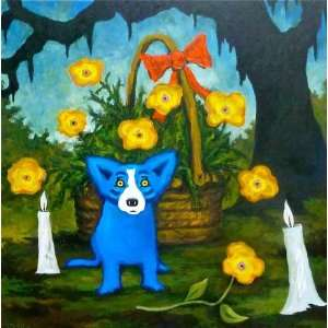 George Rodrigue   Blue Dog: George Rodrigue: Books