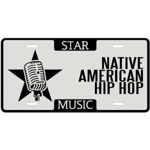 New  I Am A Native American Hip Hop Star   License