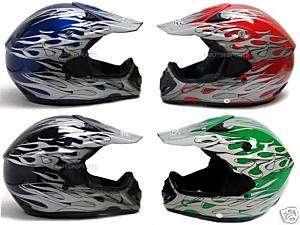 Adult Off Road Helmets Motocross MX ATV Dirt Bike WHOLESALE ~Free Ship