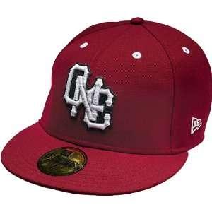 Industries Enterprise Mens Fitted Race Wear Hat/Cap   Cardinal Red
