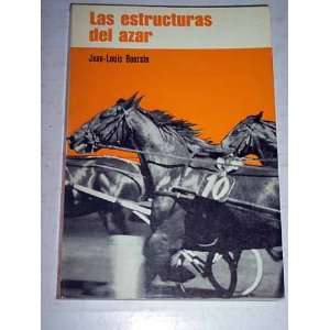 ESTRUCTURAS DEL AZAR, LAS JEAN LOUIS BOURSIN Books