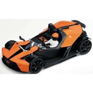 Analog Slot Cars   KTM X Bow   Orange/Black (27248) Toys & Games