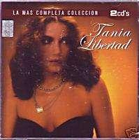 Tania Libertad   La mas completa coleccion   2 Cds