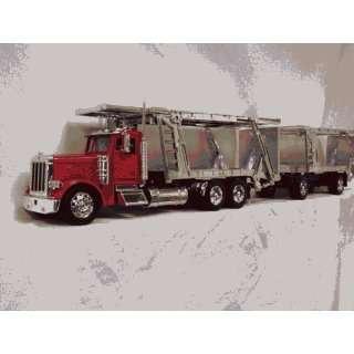 Factory Peterbilt Car Carrier Tractor Trailer Toys