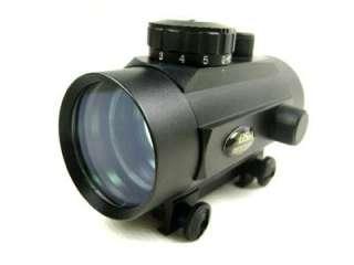 BSA 45mm tactical Red/Green Dot rifle pistol Scope sight 20mm Weaver