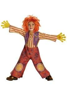 DOODLEBOPS MOE DELUXE CHILD 2T COSTUME *NEW*