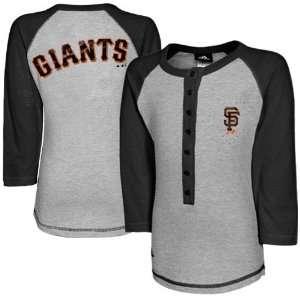 adidas San Francisco Giants Youth Girls Classic Baseball