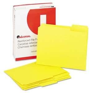 Universal Colored File Folders UNV16164