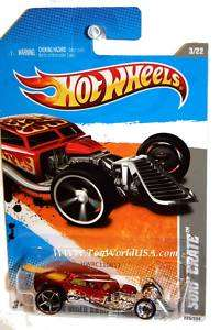 2011 Hot Wheels HW Video Game Heroes #225 Surf Crate