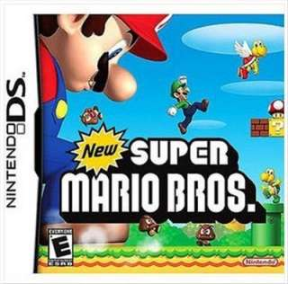 100% Brand New Game Card. New Super Mario Bros. DS DSL DSi DSXL DSLL