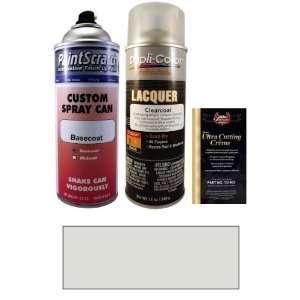 12.5 Oz. Felgen Silver Metallic Spray Can Paint Kit for 1997 Porsche
